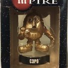 The Star Wars mPire C3P0 M&M Holiday Ornament 3""