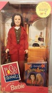 1999 Mattel Friend of Barbie Rosie ODonnell Doll 074299220166