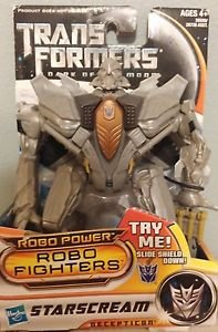 Transformers Dark of the Moon StarScream Decepticon Power Robo Fighters