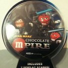 Star Wars M&M Chocolate mPire Anakin Skywalker & Emperor Palpatine Hol Ornament