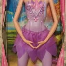 2012 Mattel Barbie ODETTE in The Pink Shoes