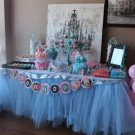 Candy buffet with 1 character , $349