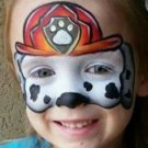 face painting $125.00 1hr