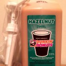 Dunkin Donuts Hazelnut Swirl With Pump