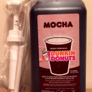 Dunkin Donuts Mocha Swirl With Pump