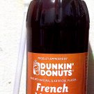 Dunkin Donuts Unsweetened French Vanilla Flavor Shot 30oz Bottle with Pump