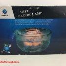 NHKR LED Multi-Color Ultrasonic Mist Decorative Desktop Lamp - WJNHK