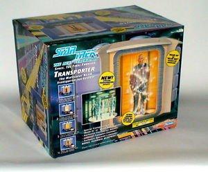 Star Trek The Next Generation Transporter Playset Playmates
