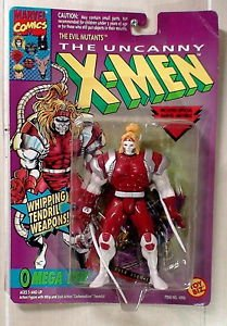 Omega Red Uncanny X-Men Marvel Comics Toy Biz Figure 1994