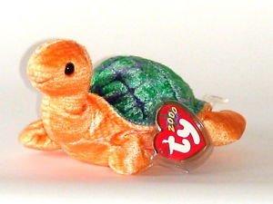 TY Beanie Baby Peekaboo Turtle