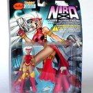 Skybolt Toyz Nira X Cyber Action Figure 1997 Bill Maus