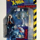 Storm  X-Men Robot Fighters Short Hair Marvel Toy Biz 1997