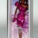 Barbie The Look City Shine African American Fuscia Dress Mattel Black Label