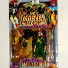 Marvel Girl Super Hero Hall of Fame She Force action figure Toy Biz 1996