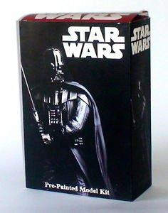 Star Wars Darth Vader Crazy Toys PVC Figure Static Pose with Light Saber