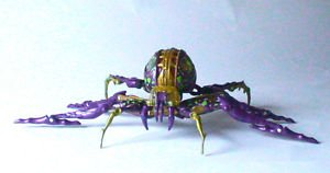 Transformers Beast Machines Black Arachnia Deluxe loose Hasbro original