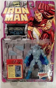 Grey Gargoyle Iron Man Marvel Comics Toy Biz Figure 1994