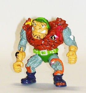 Teenage Mutant Ninja Turtles General Traag 90s era Playmates TMNT