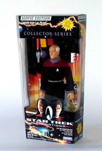 "Star Trek Generations 10"" Captain Picard Doll from Playmates"