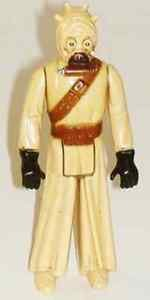 Vintage Star Wars Tusken Raider 1977 Loose Action Figure