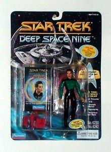 Star Trek Deep Space 9 Lt. Jadzia Dax in Duty Uniform Playmates Figure 1994