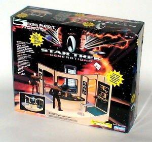 Star Trek The Next Generation Engineering Playset Playmates 1994