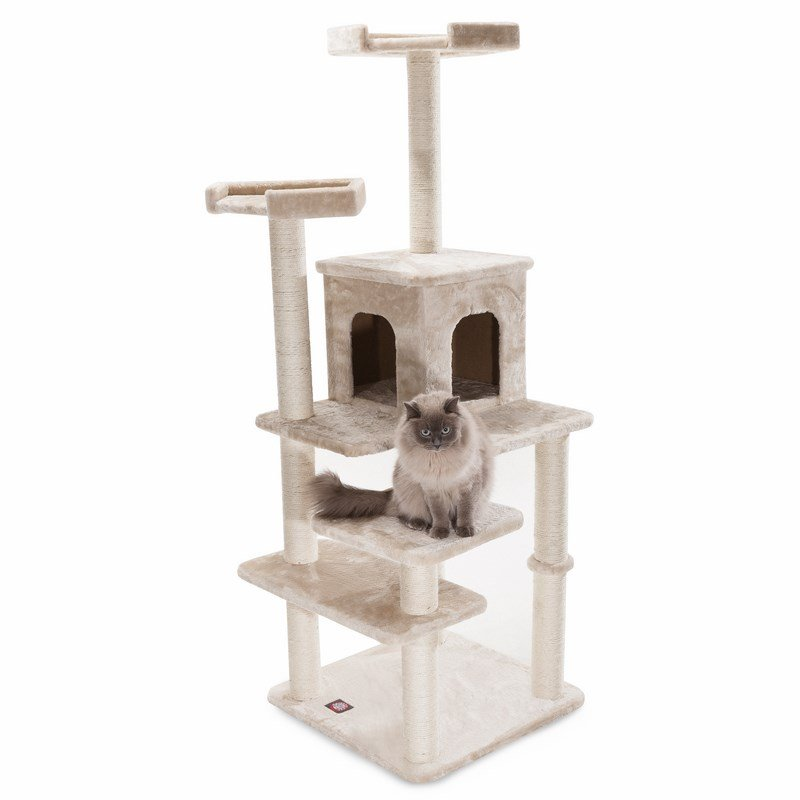 Majestic Pet Products 66 inches Casita Cat Tree