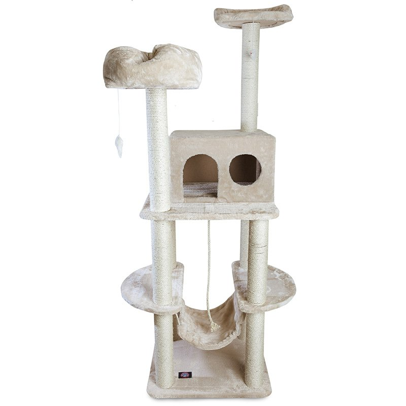 Majestic Pet Products 76 inches Casita Cat Tree