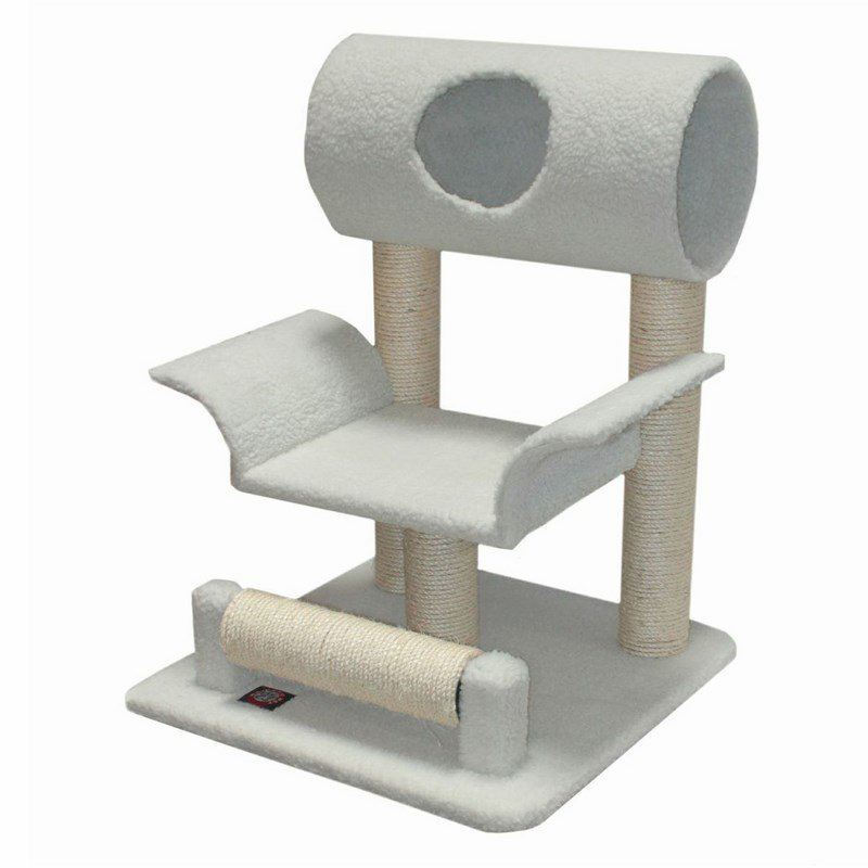 Majestic Pet Products 29 inches Bungalow Cat Tree