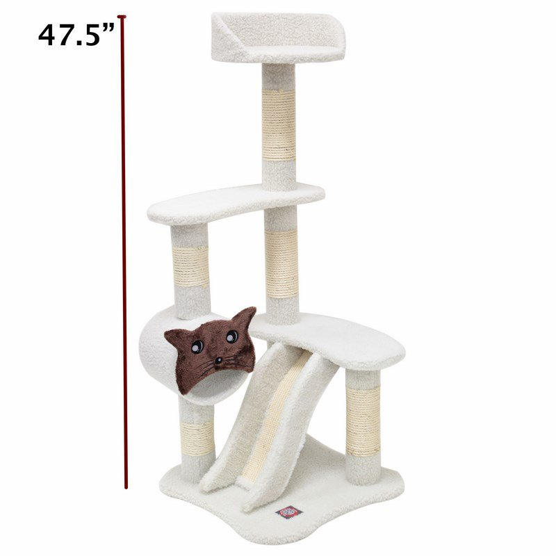 Majestic Pet Products 47.5 inches Bungalow Cat Tree