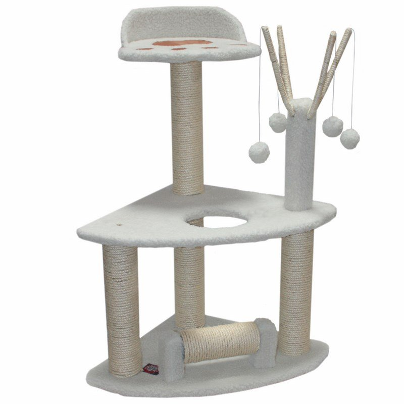 Majestic Pet Products 36 inches Bungalow Cat Tree