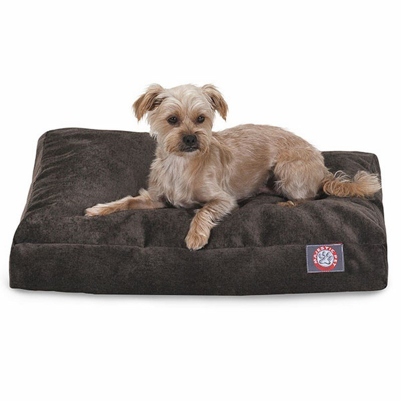 Majestic Pet Products Storm Villa Collection Small Rectangle Dog Bed