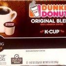 2X Dunkin Donuts Original Blend k-cup 24 Pods
