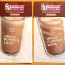 2X Dunkin Donuts Pumpkin Flavored Scented Car Air Freshener