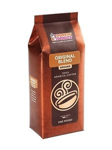 Dunkin Donuts Original Ground Coffee Bean 2lb