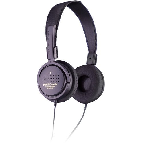 Audio-Technica  ATH-M2X Supra-Aural Open-Back Stereo Headphone