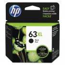 HP 63XL High Yield Black Original Ink Cartridge - F6U64AN#140
