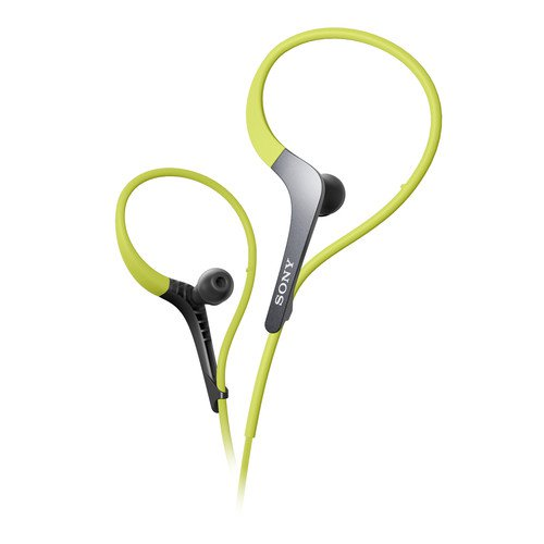 Sony MDR AS400EX Active Series Sport Headphones Green