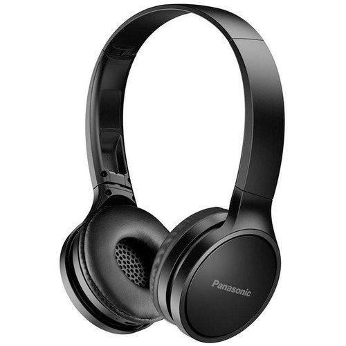 Panasonic RP HF400B Bluetooth On Ear Headphones Black