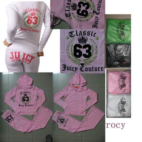 Juicy royalty 63 set wholesale---10 qty