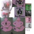 Juicy royalty 63 set wholesale---10 qty