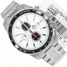 Casio Edifice EF-547D-7A1V Chronograph Stainless Steel 45mm Dial Color White