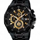 Casio Edifice EFR-539BK-1AV Chronograph Stainless Steel Quartz Color Black