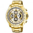 Casio Edifice EF-560FG-7A Chronograph Stainless Steel Movement Quartz Size 48mm