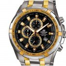 Casio Edifice EF-539SG-1AV Chronograph Stainless Steel Quartz Color Blue