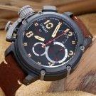 Men Watch U-BOAT Italo Fontana Size 50mm Chronograph Stainless Steel