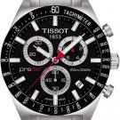 Men Watch Tissot T044.417.21.051.00 PRS516 Stainless Steel Chronograph Dial White
