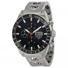 Men Tissot T044.614.21.051.00 PRS516 QUARTZ Stainless Steel Chronograph