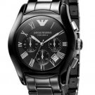 Emporio Armani Men Watch Ceramica AR1400 Chronnograph Dial Size 42mm