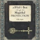 A Witch's Box of Magickal Protection by Gilly Sergiev (2003, Paperback)